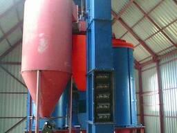 Зерновая нория НКЗ, производительностью до 50 тонн/час
