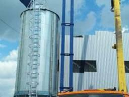 Нория зерновая ковшевая от производителя НЦ-10,20,25,50,100