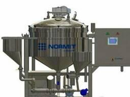 Normit VMG - Вакуумная гомогенизирующая установка
