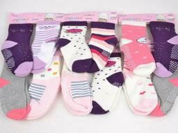 Носки малютка махровые для девочки