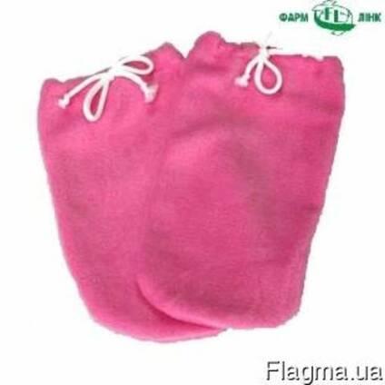 Носочки и варежки махровый-флис (пара)