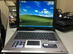 Ноутбук Asus A6R - полностью рабочий, проверен.