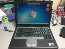Ноутбук Dell Latitude D630 в рабочем состоянии, под ремонт.