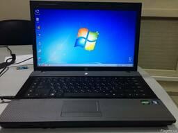 Ноутбук HP 625 в отличном состоянии, всё работает.