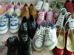 Новая детская кожаная обувь. Производство Италия.