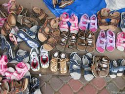 Новая детская обувь. Микс. Лето. 20 евро/кг. - фото 2
