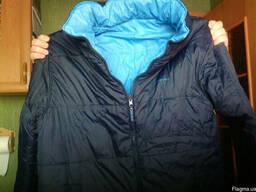Новая двусторонняя куртка Севен Хилл