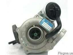 Новая оригинальная турбина на Fiat Doblo 1.3 / Idea / Panda