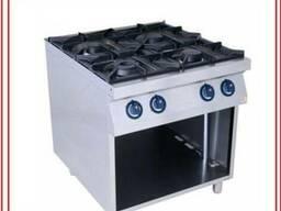 Новая по цене Б/У плита профессиональная газовая Kogast PS-T
