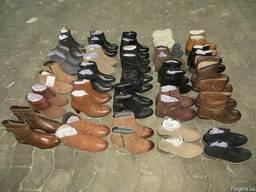 Новая женская обувь D. Stiefeletten Mix. Кожа. Размеры: 36 -