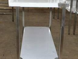 Нові столи з нержавійки за оптовою ціною, стіл виробничий н