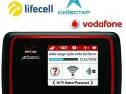Новинка -3G/4G wifi роутер Novatel MiFi 6620L павербанк 40