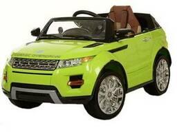 Новинка ! Детский электромобиль Land Rover M2398 с МР4