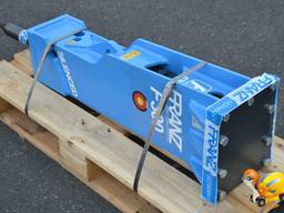 Новий гідромолот FRANZ F 300