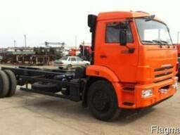 Новое шасси КамАЗ-43253-3010-69