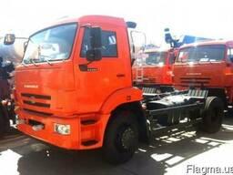 Новое шасси КАМАЗ-43255 по стоковой цене