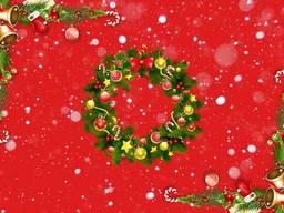 Новогодние подарки - скатерти подарочное исполнение