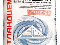Новороссийский Цемент ПЦ 500, 50 кг