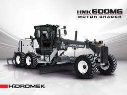 Новый автогрейдер Hidromek HMK 600MG