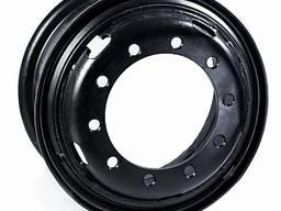 Новый диск колесный лесовоз Краз, МАЗ, МЗКТ 8, 5-20 10/335 d281