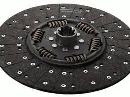 Новый диск сцепления daf 95xf euro2 ( Sachs)