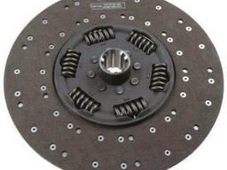 Новый диск сцепления daf xf105 ( Sachs)