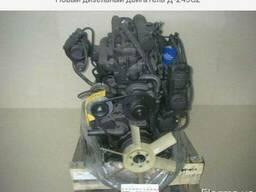 Новый дизельный двигатель Д-245C2