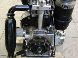 Новый дизельный двигатель Lombardini 3LD 510 (пр-во Италия)