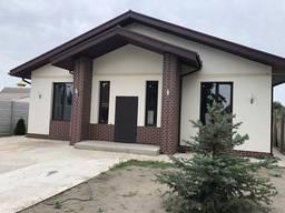 Новый дом в центре Новоалександровки