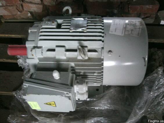 Новый двигатель 11 кВт 1500 об. двигатели б/у до 200 кВт