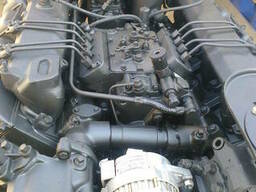 Новый двигатель Камаз 740.31-240