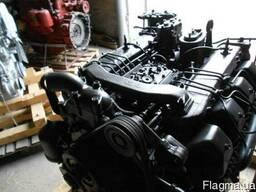 Новый двигатель камаз 7403 (двигатель бтр)