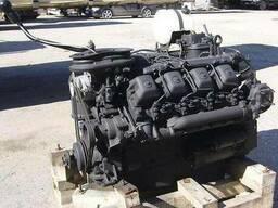 Новый двигатель КАМАЗ Евро 0 (Камаз 740.10)