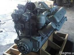 Новый двигатель ЯМЗ 238АК-4 на комбайн «Славутич», КСКУ-6АС