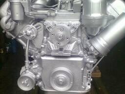 Новый двигатель ЯМЗ 238Д