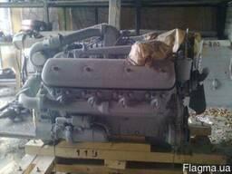 Новый двигатель ЯМЗ-238Д-33 на КрАЗ-5133ВЕ
