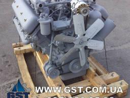 Новый двигатель ЯМЗ-238М2
