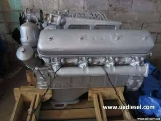 Двигатель 238М2-1000146-53