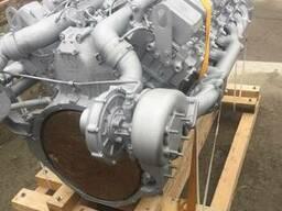Новый двигатель ЯМЗ-240М2