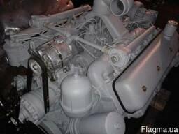 Новый двигатель ЯМЗ 7512. 10-04 на самосвал типа МоАЗ-75051