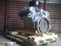 Новый двигатель ЯМЗ на МАЗ-53371-020