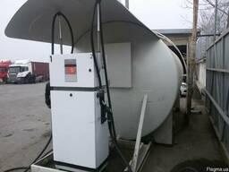 Новый двустенный резервуар для ГСМ, 25 м³ - фото 2