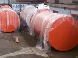 Новый двустенный резервуар для ГСМ, 25 м³ - фото 5