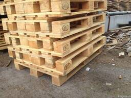 Поддон деревянный 1200*800 1200*1000 1300*1100