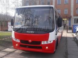 Новый городской автобус Аtaman А 092H6