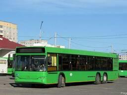 Новый городской автобус МАЗ-107469