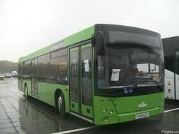 Новый городской автобус МАЗ-203068