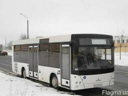 Новый городской автобус МАЗ-226085