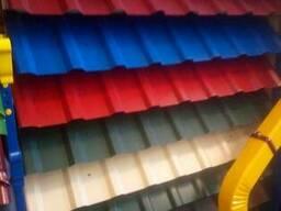 Продажа профнастил на крышу или забор