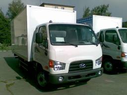Новый изотермический грузовик Hyundai HD 35